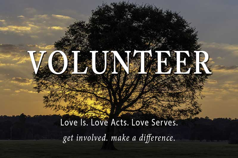 Volunteer at Pioneer ELCA Church Conover, WI