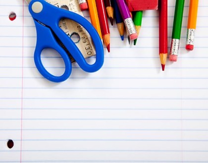 We are collecting school supplies for missionary schools