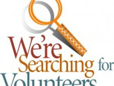 Church volunteers needed