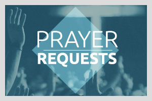 Prayer Request Update