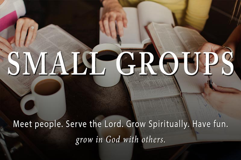 Small groups at PLLC